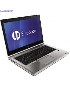 HP EliteBook 8460p SSD...