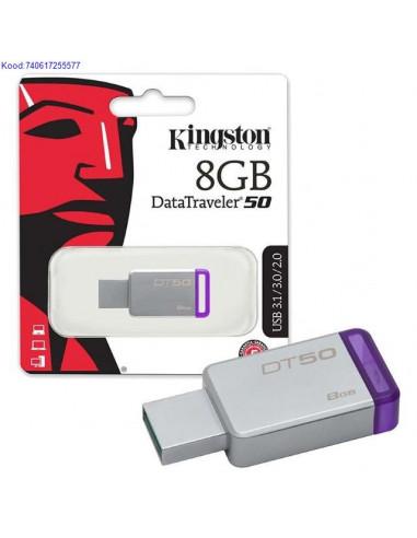 Флешка USB3.1 8 Гб Kingston...