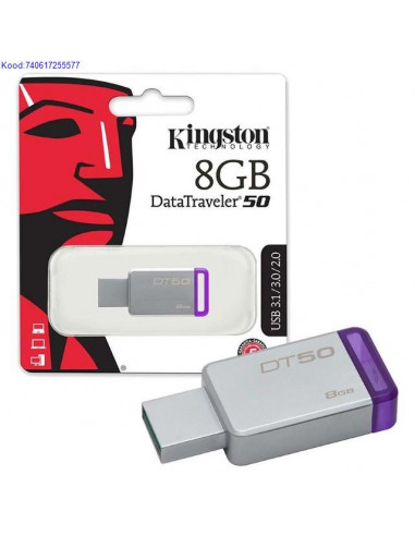 Mlupulk USB31 8GB Kingston DataTraveler DT50 913