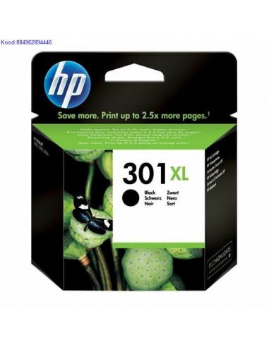 Tindikassett HP No.301 XL Black...