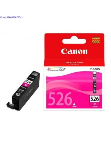 Tindikassett Canon CLI-526M Magenta...