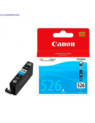 Струйный картридж Canon CLI-526C Cyan...