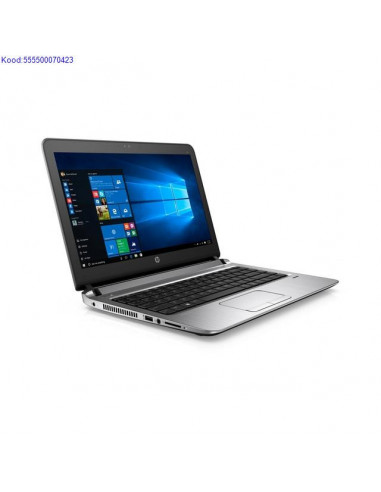 HP ProBook 430 G3 with SSD hard drive...