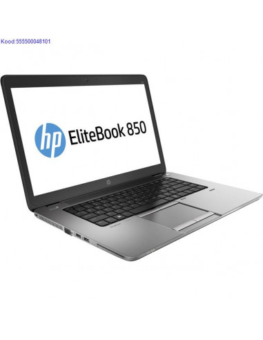 HP EliteBook 850 G1 SSD kvakettaga 1009