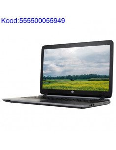 HP ProBook 450 G2 with SSD...