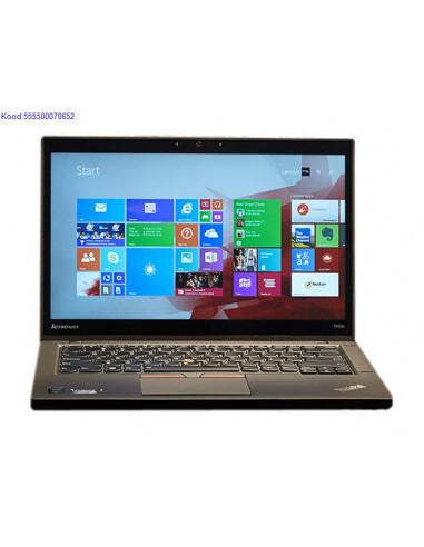 LENOVO ThinkPad T450 SSD kvakettaga 1043