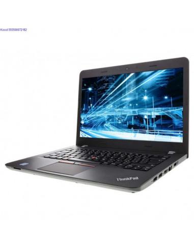 LENOVO ThinkPad E460 SSD kvakettaga 1048