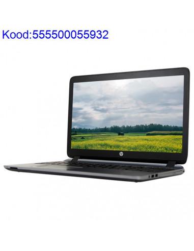HP ProBook 450 G2 SSD kvakettaga 95