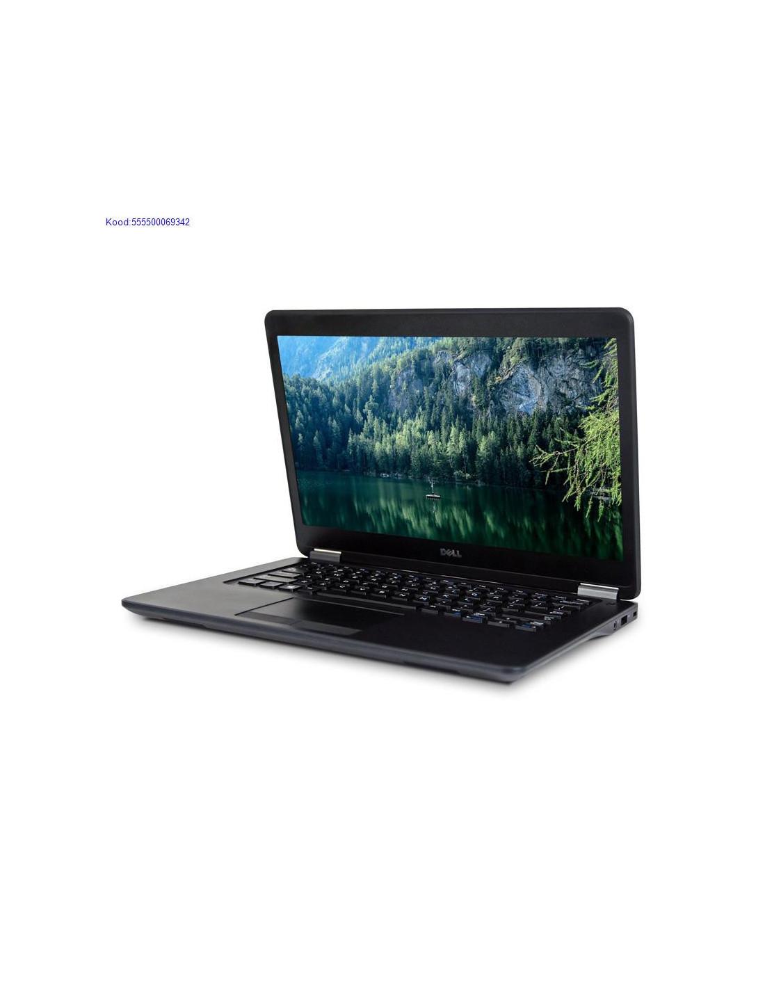 DELL Latitude E7450 with SSD hard drive