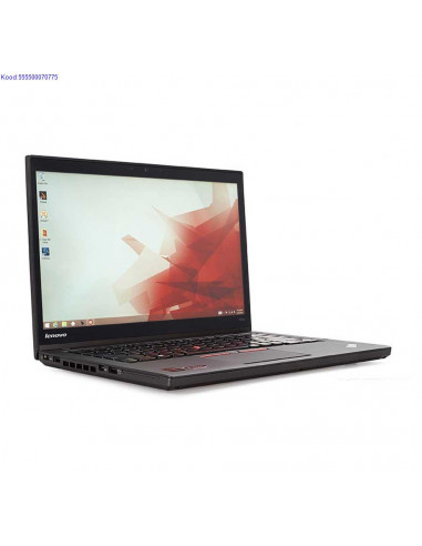 LENOVO ThinkPad T450s with SSD hard...