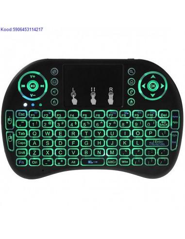 Беспроводная мини-клавиатура...