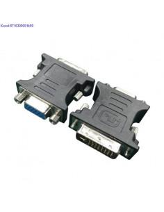Переходник с DVI на VGA,...