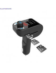 Bluetooth MP3 FM-передатчик...