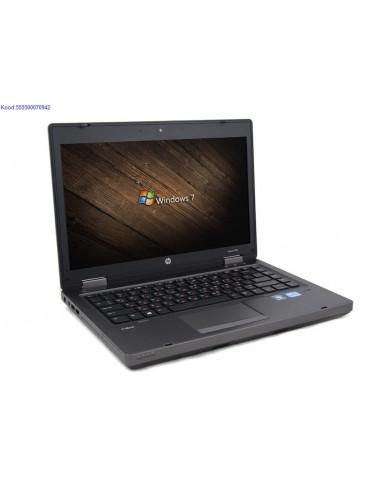 HP ProBook 6470b SSD kõvakettaga...