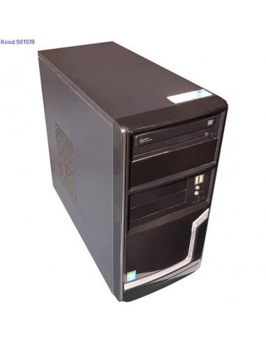 Miditower i3-4150 kuni 3,50 GHz SSD...