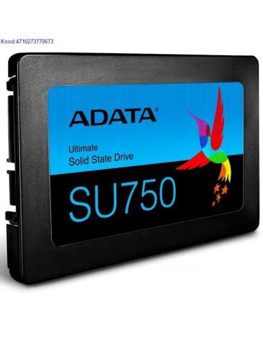 SSD AData Ultimate SU750 512GB 25 SATA III 6Gbs 1213