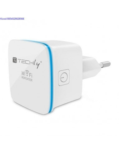 Expand WiFi Repeator Techly 300Mbps
