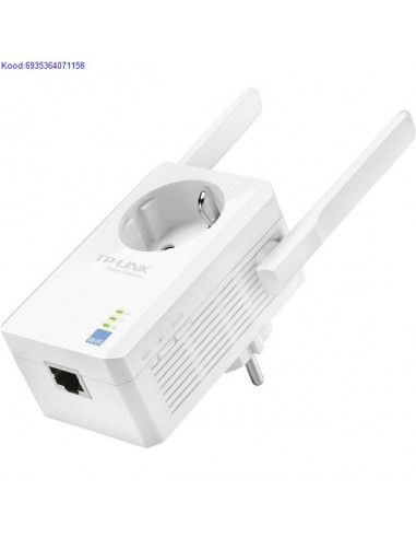 Expand WiFi Repeator TP-Link...