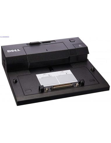 Модель док-станции Dell E-Port Plus:...