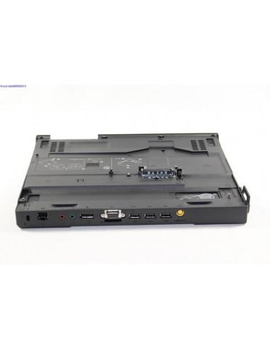 Lenovo ThinkPad X200 UltraBase Dock toiteplokita 1267