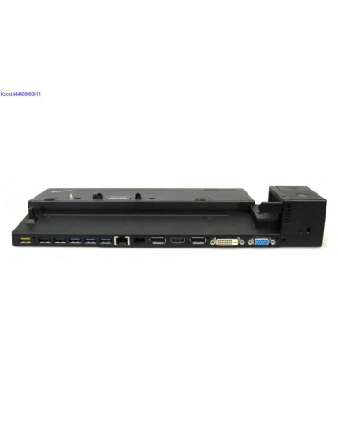 Lenovo ThinkPad Ultra Dock Type 40A2 toiteplokita 1269