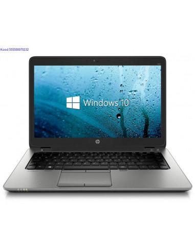 HP EliteBook 840 G2 SSD kvakettaga 1284