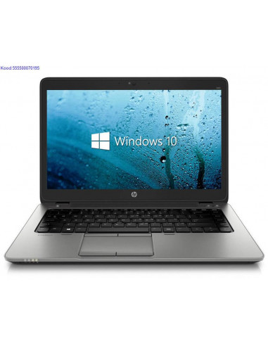 HP EliteBook 840 G2 with SSD hard...