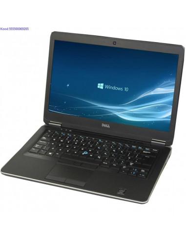 DELL Latitude E7440 SSD kvakettaga 1304