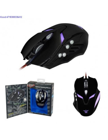 Optical Gamer mouse X-Zero X-M381K USB