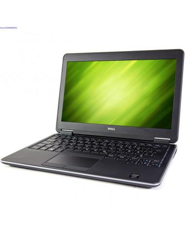 DELL Latitude E7240 with SSD hard...