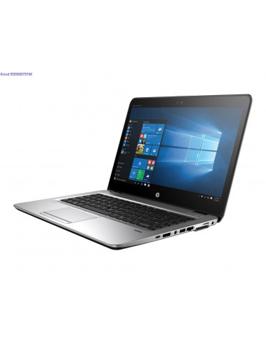 HP EliteBook 840 G3 with SSD hard...