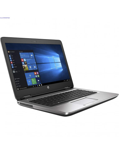 HP ProBook 640 G2 with SSD hard drive...
