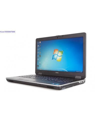 DELL Precision M2800 SSD kvakettaga 1381