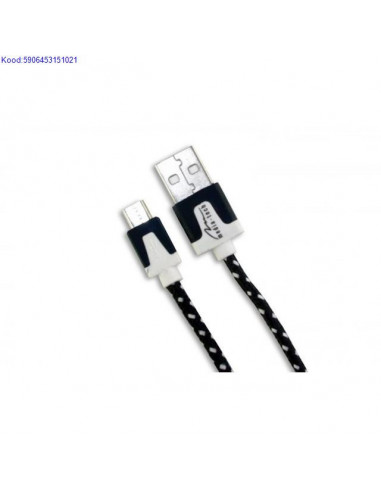 USB cable Male-A to Micro-B...