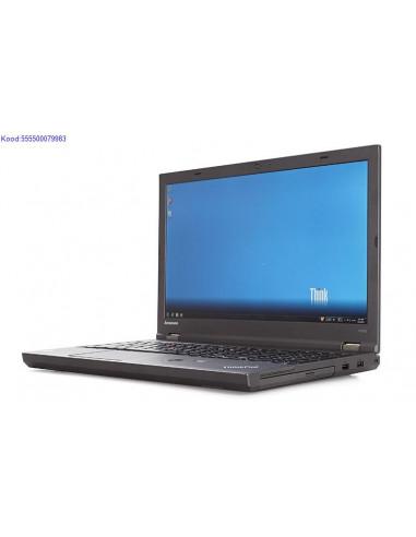 LENOVO ThinkPad W540 SSD kvakettaga 1484