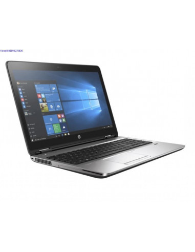 HP ProBook 650 G2 with SSD hard drive...