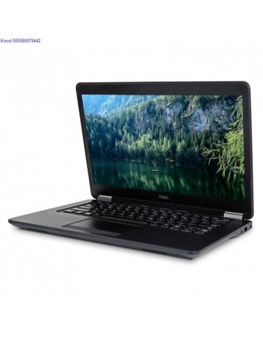 DELL Latitude E7450 SSD kvakettaga 1496