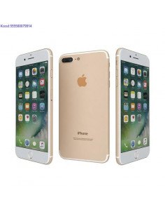 Apple iPhone 7 Plus 256GB Gold A1784  1500