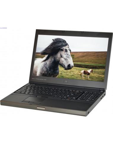 DELL Precision M4700 SSD kvakettaga 1508