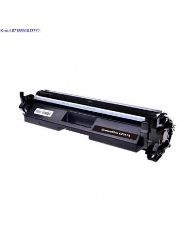 Toonerikassett Laser Toner Cartridge HF217A Analoog 1509
