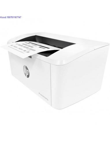 Laserprinter HP LaserJet Pro M15w