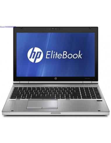 HP EliteBook 8560p SSD kvakettaga 1513