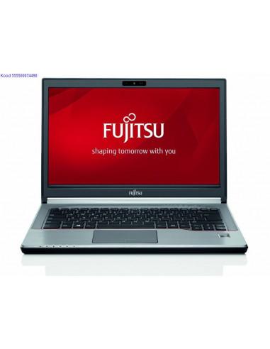 FUJITSU LIFEBOOK E744 SSD kvakettaga 1526