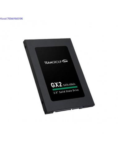 SSD TeamGroup Team GX2 512GB SATA III 6Gbs 1541