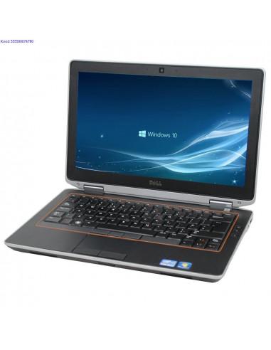 DELL Latitude E6320 SSD kvakettaga 1549