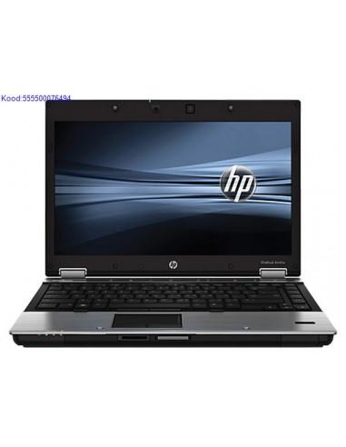 HP EliteBook 8440p SSD kõvakettaga...