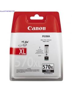 Tindikassett Canon PGI570PGBK XL Black Originaal 1579