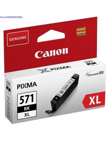 Tindikassett Canon CLI-571BK XL Black...