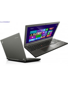 LENOVO ThinkPad T540p with...