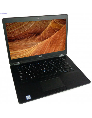 DELL Latitude E7470 SSD kvakettaga 1614